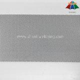 5cm silbernes Grau-diagonale Webart-Nylongewebtes material der Qualitäts