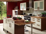 Governo di legno di tradizione, armadio da cucina di legno solido, armadio da cucina