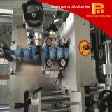 Etichettatrice del PVC della bottiglia di acqua calda di vendite