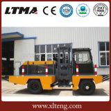 China-Cer-Bescheinigung 5 Tonnen-seitlicher Ladevorrichtungs-Dieselgabelstapler