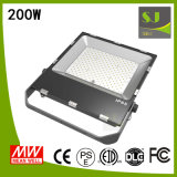 Slim Floodlight LED SMD 110lm / W Ultra Delgado 200W LED Flood Light