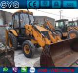 Carregador original usado do boi do patim do carregador do Backhoe do Jcb 3cx