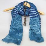 шаль маркизета 100*190cm для шарфа полиэфира вспомогательного оборудования способа женщин