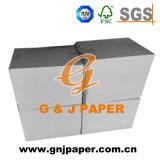 Белая бумага с покрытием бумаги Kraft для рынка Европ