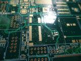 Placa elevada do PWB do protótipo do Tg com placa de circuito controlado da impedância no sistema de navegação