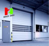 L'acciaio di alluminio di profilo Gates il portello sezionale dell'otturatore ad alta velocità ambientale del rullo (Hz-FC063)