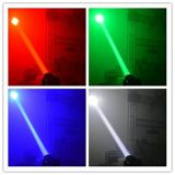 Indicatore luminoso capo mobile chiaro della fase del fascio di effetto speciale 10W LED
