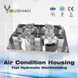 Condição do ar que abriga o dispositivo elétrico liso hidráulico