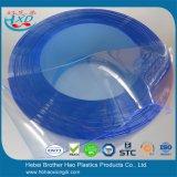 broodjes van het Gordijn van de Strook van de Deur van de Lucht van 5mm de Dikke Blauwe ESD Vlakke Zachte Plastic