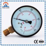 Mesure de la pression du tube simple à la conception personnelle à l'aide de manomètres