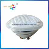 LED 12V PAR56 18Wの水泳ランプRGBの暖かい白