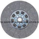Disco de embrague caliente de la venta HOWO 1417116100401 de Sinotruk