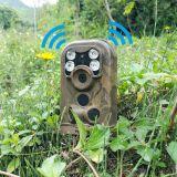 câmera ao ar livre invisível da fuga da caça de 12MP 1080P 940nm IR GPRS G/M MMS SMS