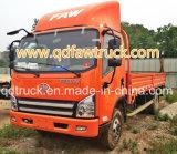 ディーゼル機関を搭載する新しい6t Sinotrukの小型貨物自動車のトラック