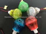 Nueva luz programable de la luz 10LEDs RGB LED de la fuente de punta del producto LED