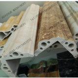 Feuerfestes Belüftung-synthetisches Marmorprofil-Strangpresßling-Gerät mit Preis