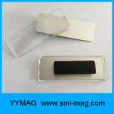 Neodymium plástico do Tag conhecido do ímã da alta qualidade para a venda