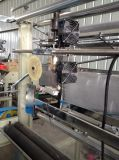 Saco automático de alta velocidade do t-shirt que faz a máquina