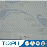 tissu de tricotage circulaire du polyester 300GSM pour le matelas faisant tic tac, antibactérien et Anti-Pilling