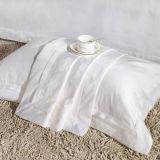 Conjunto de cama de algodão branco Jacquard de 60 s para Star Hotel (DPFB8099)