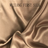 festes gefärbtes Gewebe des Satin-100%Silk, Silk Satin-Gewebe, Silk Gewebe