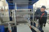 Macchinario automatico di imballaggio con involucro termocontrattile della pellicola delle bottiglie