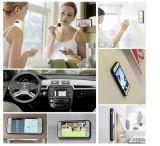 Collant nano magique de cas anti-gravité de Selfie pour le plus d'iPhone7/6 /6s/ avec le bâton de bidon à la glace, aux miroirs, aux téléconférences, au métal, aux Modules de cuisine ou à la tuile, véhicule GPS,