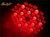 Iluminación al aire libre impermeable de la IGUALDAD del restaurante IP65 3W*54PCS LED del jardín de la etapa