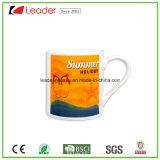 Tazza di ceramica personalizzata di estate felice, i regali perfetti dalle 10.5 once per gli amici e promozione