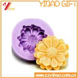 食品等級の食品等級の花の形のシリコーン型