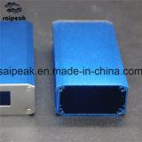 ハードウェアによってカスタマイズされるアルミニウムプロフィールの製造CNCの機械化のシェル