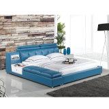 거실 가구 Fb8152를 위한 현대 작풍 Tatami 가죽 침대