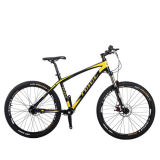 アルミ合金のフォークの鎖のない自転車はまたはタイヤのマウンテンバイクを反突き刺す