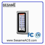 Standalone Enige Controlemechanisme van het Toetsenbord van het Controlemechanisme RFID van de Toegang van de Deur (S6C)
