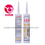 Fast Curing Glass Door/Curtain Wall Acetic Silicone Sealant (YBL - 380)
