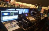 Pantalla de interior de alquiler de la visualización P4 LED de la etapa
