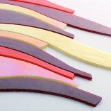 供給の芸術のストリップのBacksplashのための赤い水晶ステンドグラスのモザイク