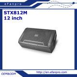Altavoz audio del monitor profesional de 12 pulgadas (STX812M - TACTO)