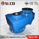 Fabricante profesional de caja de engranajes helicoidal del transportador del cemento del eje serie-paralelo de FC