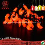 Chaîne de caractères légère pendante de Ramadan 220V 12V DEL de Noël de DEL IP4 IP65 pour la décoration