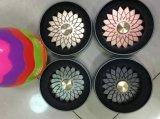 Girocompás de las yemas del dedo de la flor de loto de la aleación de aluminio del hilandero de la mano de las flores de loto
