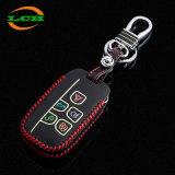 Qualität kundenspezifischer Auto-Schlüssel-Schutz-Leder-Deckel-Fall