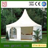 Heißer Verkaufs-Aluminiumrahmen-Garten Belüftung-Deckel-Pagode-Zelt mit Dach-Futter