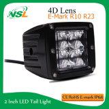 16W LED che funziona gli indicatori luminosi chiari del lavoro del CREE del LED per l'alto indicatore luminoso di inondazione del portello LED dell'indicatore luminoso di inondazione di lumen LED dei trattori fuori