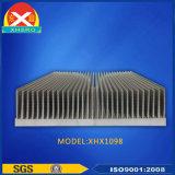 Friktions-Schweißens-breiter Aluminiumkühlkörper