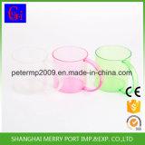 Sgs-FDA LFGB Becher des Bescheinigung-bunter Plastik360ml