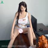 Poupée d'amour de sexe avec le chat en caoutchouc de jouet de sexe d'âne de Bigf pour les hommes