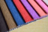 Tela caliente 100% del poliester de la venta para la tela del sofá y del papel pintado de la tapicería