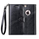 iPhone 7 도매 방어적인 전화 가죽 PU 덮개 지갑 상자
