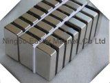 Neodym-Magnet des Block-N48 mit Zink-Überzug